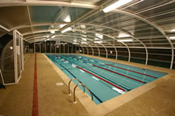 Swimming Pool at Copthorne School